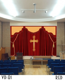Church Curtains Free Shipping Amp Free Blackout