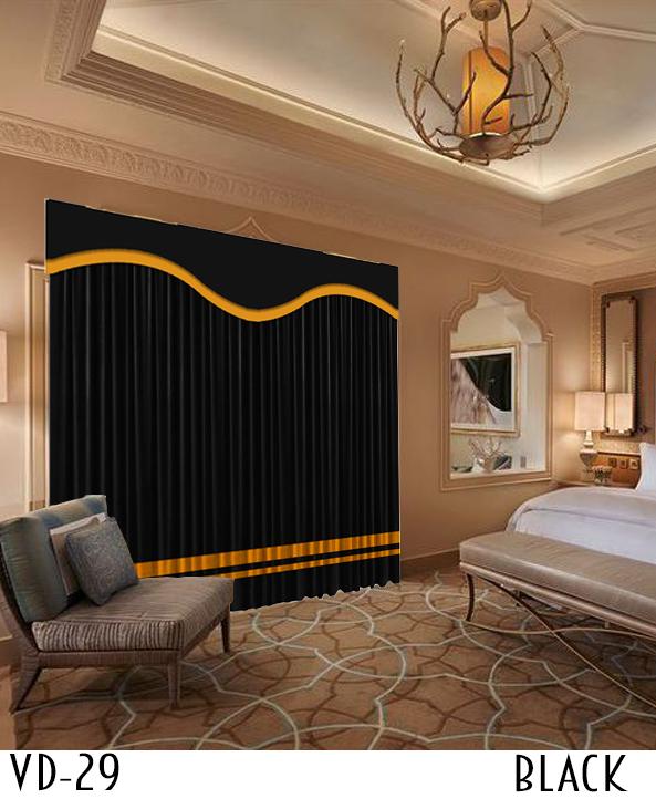 Custom Hotel Blackout Curtains